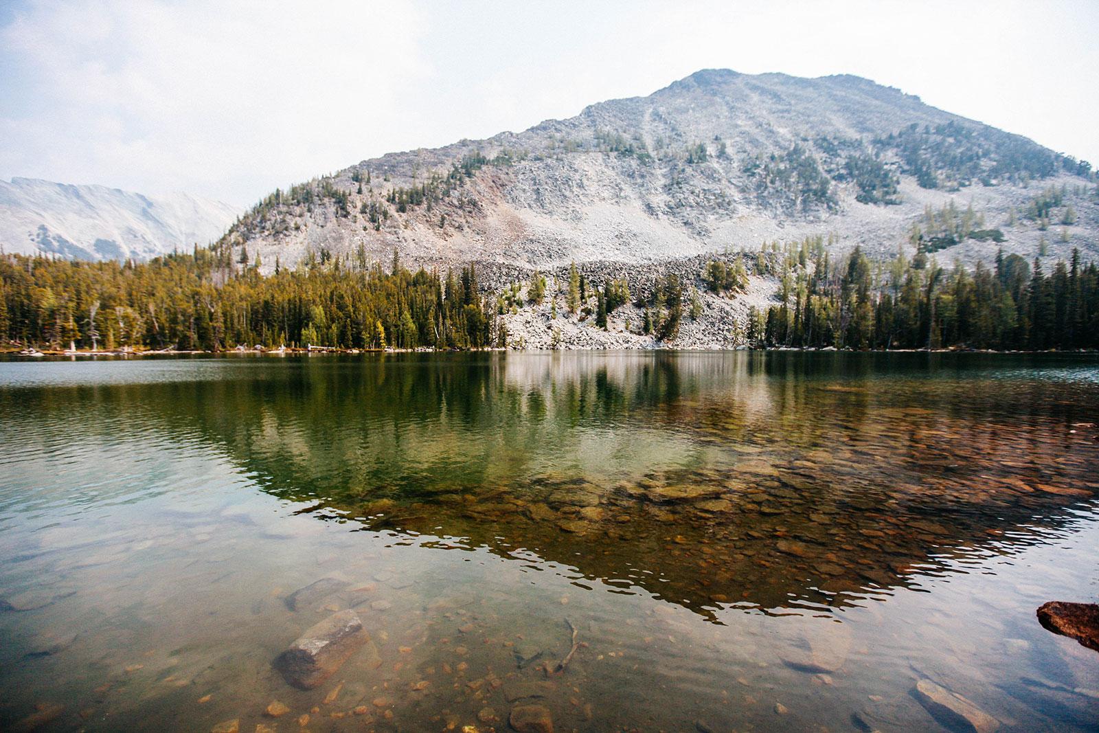 Lake of the Isle